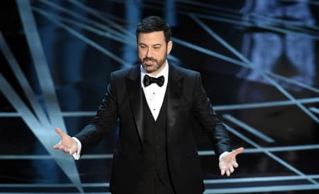 Jimmy Kimmel Monologue: Down with Donald Trump, Matt Damon AND Meryl Streep