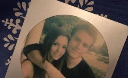 """Nina Dobrev Says Goodbye to """"Amazing"""" Paul Wesley: See the Sweet Photo"""