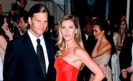 Tom Brady & Gisele Bundchen: Married!