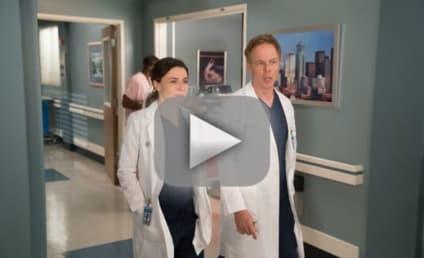 Grey's Anatomy Season 14 Episode 18 Recap: Hold Back The River