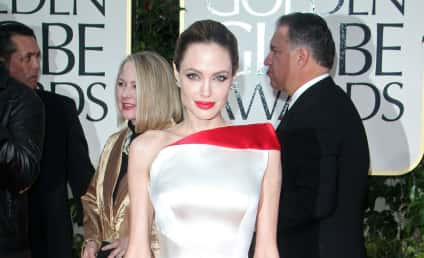 Golden Globes Fashion Face-Off: Angelina Jolie vs. Kate Winslet