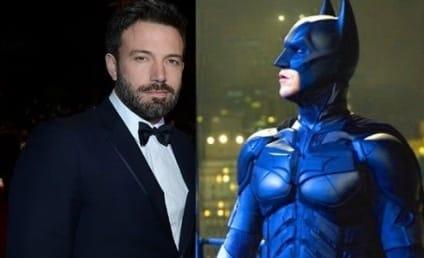 Ben Affleck Confirmed as Batman: Official Statement