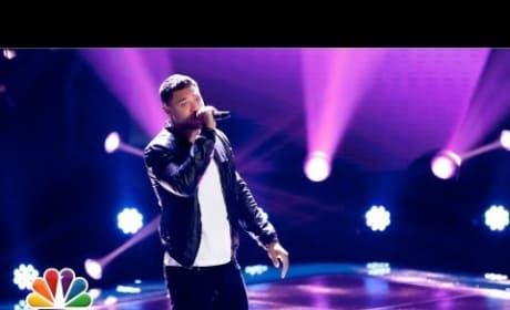 James Irwin - Losing My Religion (The Voice Blind Audition)