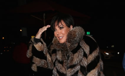 Kris Jenner, Her Fur Coat & More: Star Sightings 1.12.16