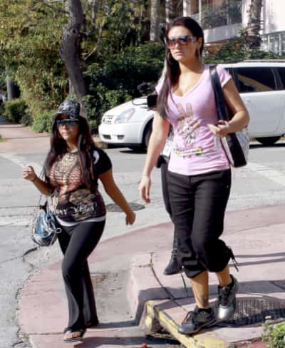 J-Woww and Snooki Picture