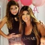 Teresa Giudice and Audriana Giudice, 9th Birthday Party