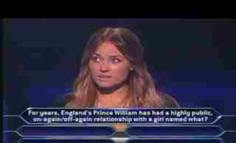 Lauren Conrad on Who Wants to Be a Millionaire