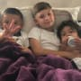 Kailyn Lowry, Three Sons in Bed