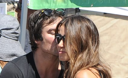 """Ian Somerhalder GOES OFF on Nikki Reed Haters, Defends """"Magical, Beautiful"""" New Girlfriend"""