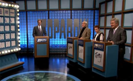 Saturday Night Live Brings Back Celebrity Jeopardy, Slams Bill Cosby on 40th Anniversary Special