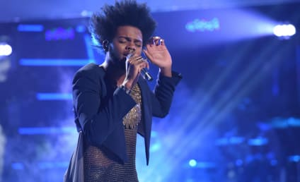 Quentin Alexander on American Idol Elimination: No Regrets!