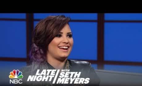 Demi Lovato: Mermaids Are Real!