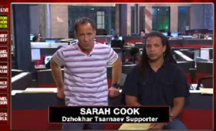 Sarah Cook, Dzhokhar Tsarnaev Supporter, Tells Us Why Terrorist Heart Throb is Like, Innocent
