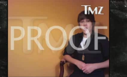 """Justin Bieber Sings """"One Less Lonely N---r,"""" References KKK in Newly Leaked Video"""
