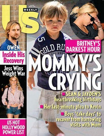 Mommy is Crying