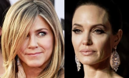 Jennifer Aniston: SO EXCITED About Angelina Jolie's Life Falling Apart!