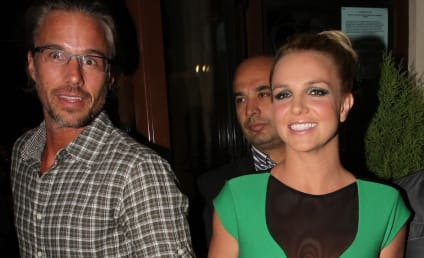 Report: Jason Trawick Buys Engagement Ring, Will Propose to Britney Spears Imminently!