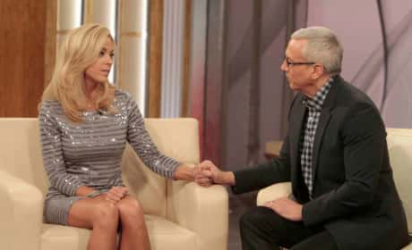 Kate Gosselin and Dr. Drew