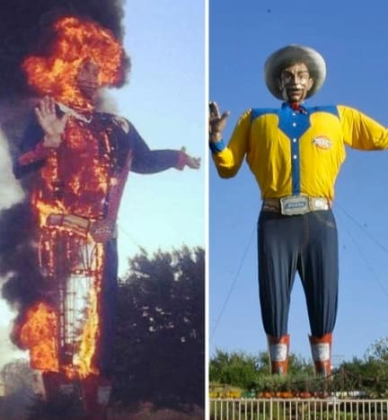 Big Tex Photos