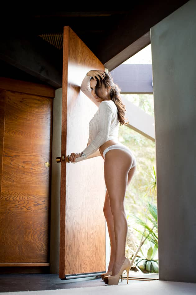 Raquel Pomplun: Playmate of the Year 2013
