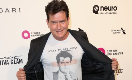 Charlie Sheen to HIV Positive Celebrities: I Know Who You Are!