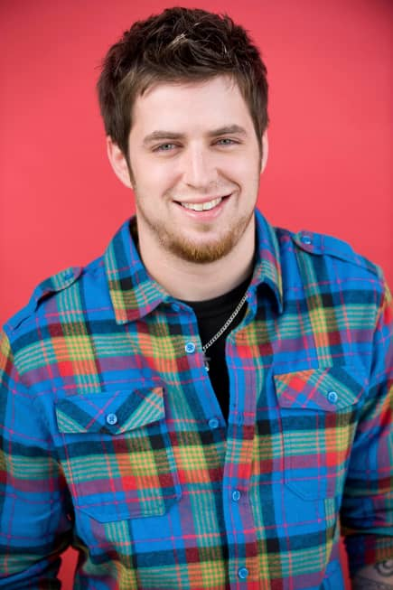 Lee DeWyze Promo Picture