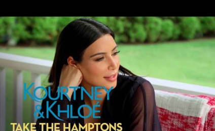Kim Kardashian: Khloe Needs to Lose Weight and My Butt's Too Big!