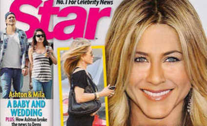 Jennifer Aniston: (NOT) Pregnant With Baby Girl!!