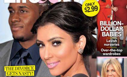 Kim Kardashian and Reggie Bush: Klamoring for Rekonciliation?