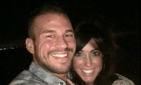 Nathan Griffith and His Girlfriend, Jessica Henry