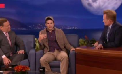 "Ashton Kutcher Dubs Parenthood ""The Greatest Thing on Earth!"""