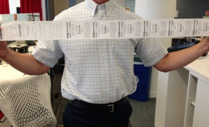 CVS to Shorten Hilariously Long Receipts
