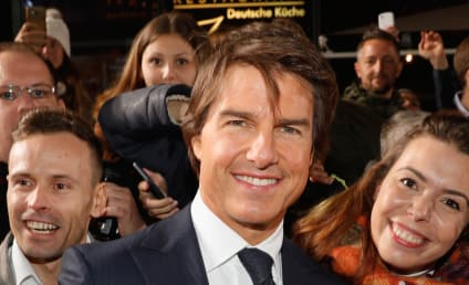 Tom Cruise: ENGAGED to Vanessa Kirby?!