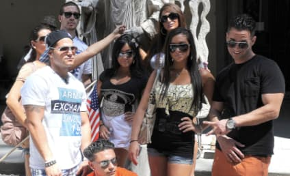"MTV: Jersey Shore Going Out on Top, Canceled Due to ""Evolving Lives"""