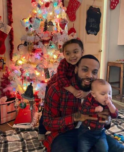 Chris Lopez on Christmas