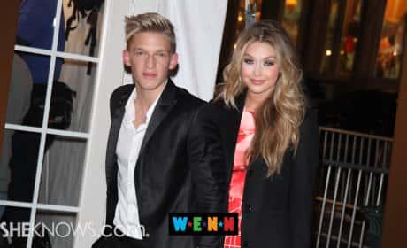 Cody Simpson and Gigi Hadid Split