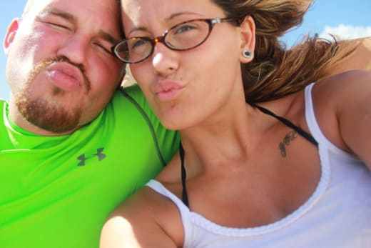 Jenelle Evans: Ex Nathan Griffith ARRESTED on Larceny