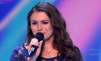 Sophie Tweed-Simmons on The X Factor: Daughter Knows Best?