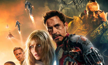 Iron Man 3 IMAX Poster: The Poster's Not in 3D, But the Movie Is