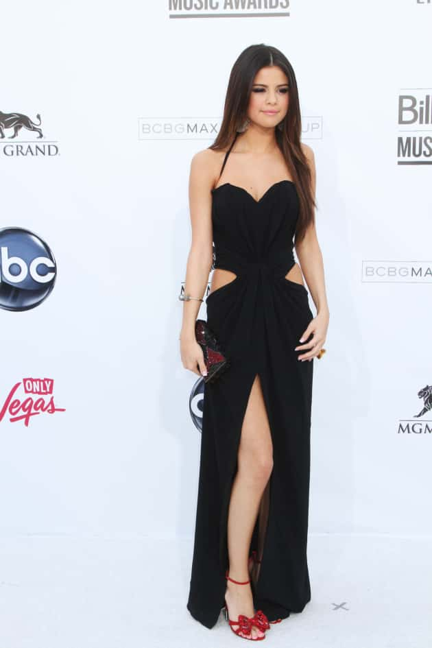 Selena Gomez Fashion Choice