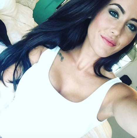 Jenelle Evans in Miami