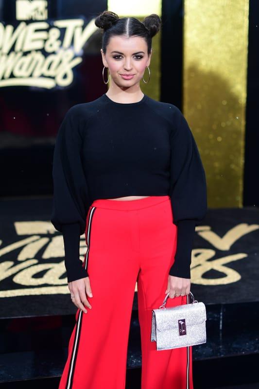Rebecca Black at 2017 MTV Awards