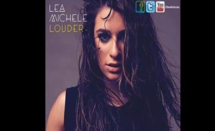 """Lea Michele Gets """"Louder,"""" Debuts New Single"""