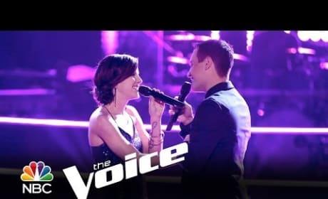 Kaleigh Glanton vs. Noah Lis: 'Everything' (The Voice Battle Round)