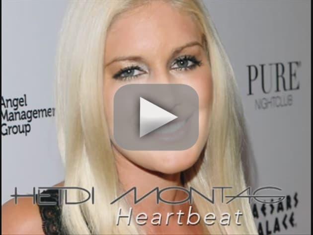 Heidi Montag - Heartbeat