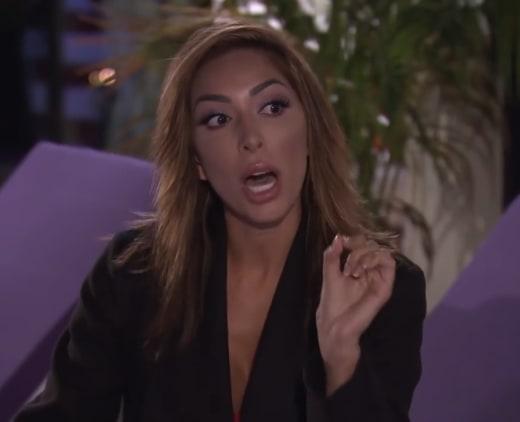 "Farrah Abraham Offers ""Apology"""
