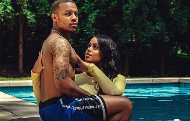 Bow Wow Arrest Report: Kiyomi Leslie Bit, Hit And Spit On