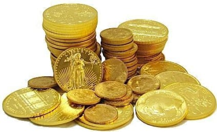 Loner Leaves $7.4 Million to Cousin ... in Gold Coins
