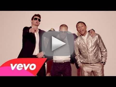 Robin Thicke - Blurred Lines ft. T.I. & Pharrell
