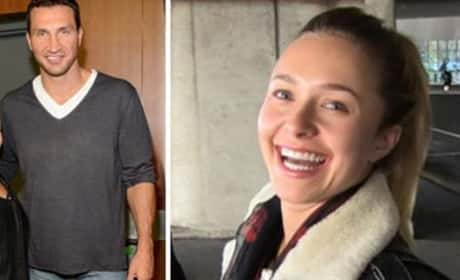 Hayden Panettiere: Engagement to Wladimir Klitschko Official